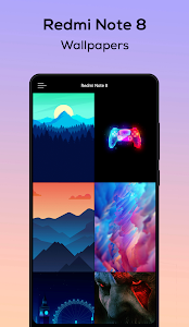 Redmi Note 8 Wallpaper & Backgrounds 1.3