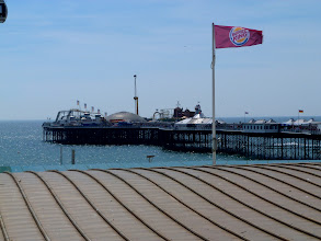 Photo: Ah, the seaside