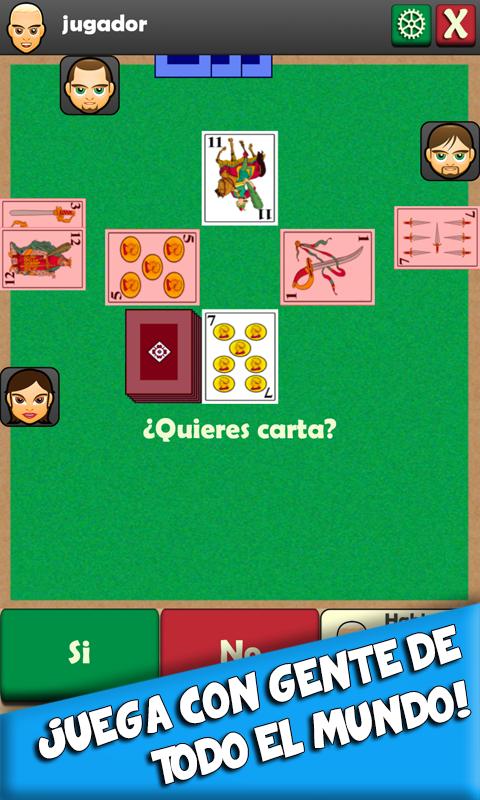 SieTe y MeDia - screenshot