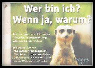 Photo: Philosophie