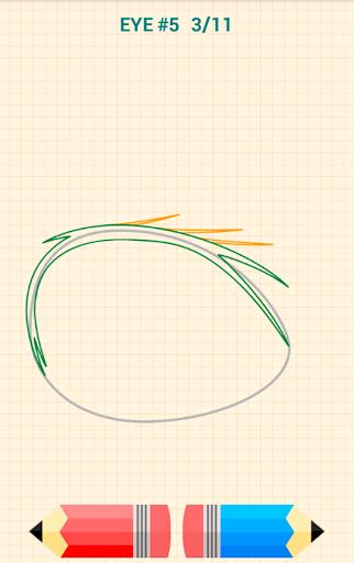 How to Draw Anime Eyes 5.1 Screenshots 3