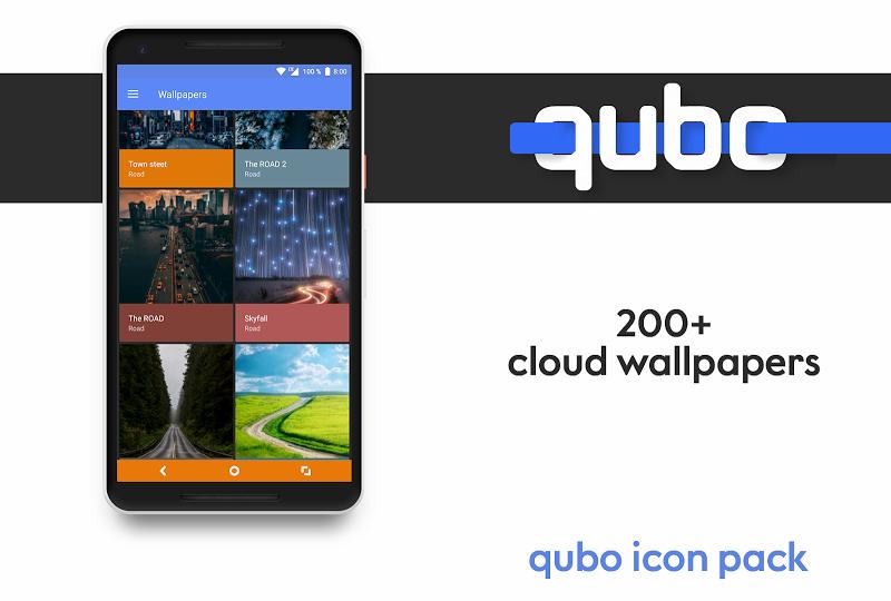 Qubo Icon Pack Screenshot 3