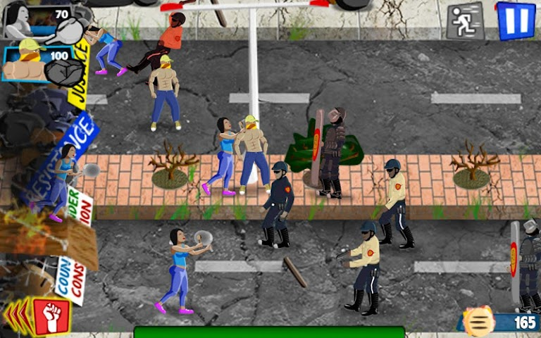 android Guarimba: A Town's Revolt Screenshot 20