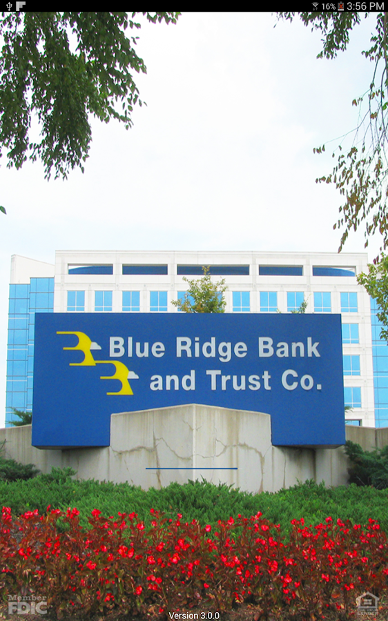 Blue Ridge Bank and Trust Co- screenshot