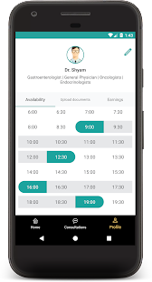 Partner App For Doctors - náhled