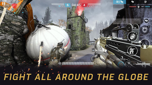 Warface: Global Operations u2013 First person shooter apkmr screenshots 5