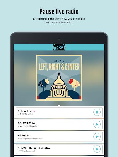 KCRW 4.0.3 screenshots 9