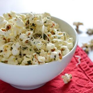 Pesto Popcorn.