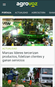 AgroVoz de La Voz del Interior screenshot 1