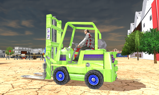 City Cargo Forklift 2017 1.1 screenshots 6