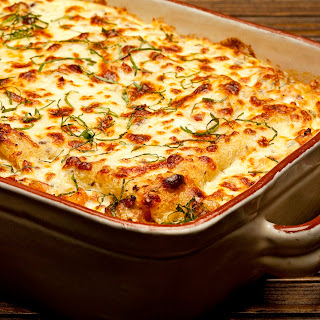Butternut Squash Lasagna With Italian Sausage And Sage