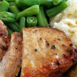 Maple-Brined Pork Loin Recipe