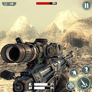 Mountain Sniper Gun Shooter: Top Shooting Game FPS