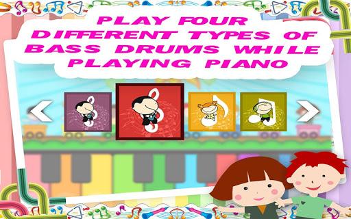 玩免費娛樂APP|下載儿童钢琴——有动物声音的婴儿音乐钢琴 app不用錢|硬是要APP