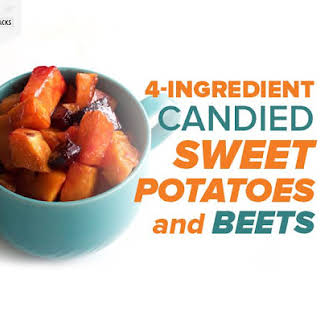 4-Ingredient Candied Sweet Potatoes and Beets.