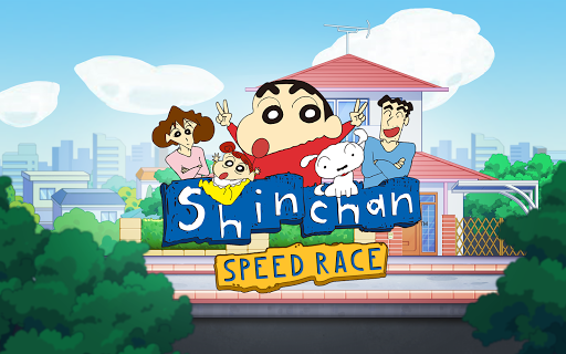 Shinchan Speed Racing : Free Kids Racing Game 1.16 screenshots 1