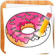 App How to Draw Desserts APK for Windows Phone