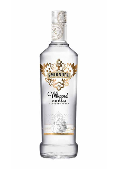 Logo for Smirnoff Whipped Cream