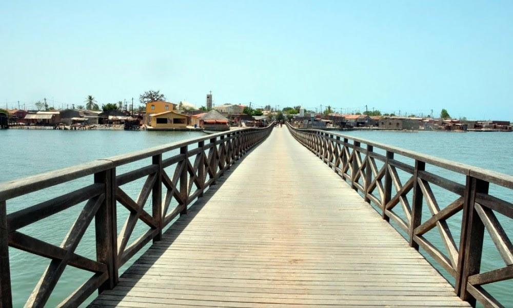 Fadiouth, a ilha feita de conchas