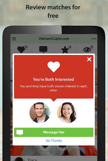VietnamCupid - Vietnam Dating App 3.1.4.2376 screenshots 7