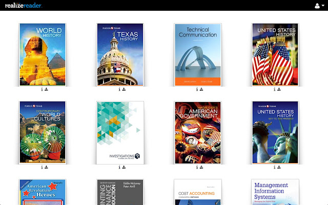 Pearson realize reader chrome web store pearson realize reader is an ebook application for chrome that provides students with an engaging interactive learning experience fandeluxe Choice Image