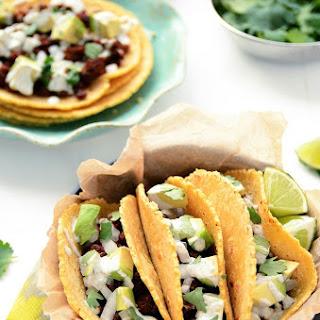 Vegan Chorizo Breakfast Tacos | Made with Cauliflower