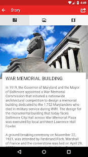 Explore Baltimore Heritage 2.0- screenshot thumbnail