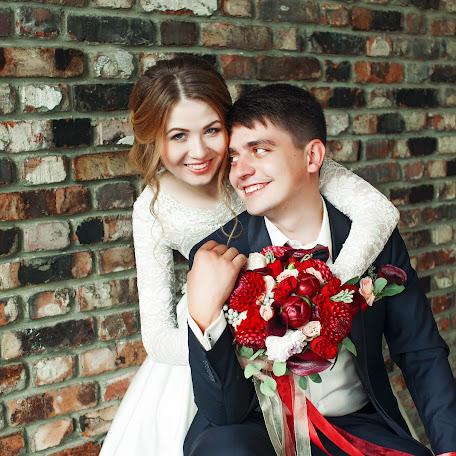 Wedding photographer Alya Anuprieva (alaanuprieva). Photo of 31.01.2018