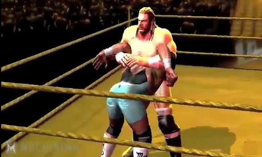 Wrestling Neo Campaign Prank