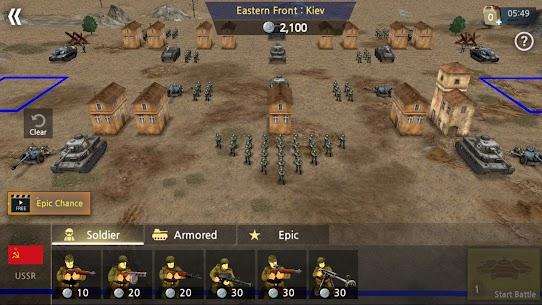 WW2 Battle Front Simulator  Apk Download For Android and Iphone 6