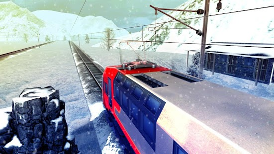 Train Games Simulator screenshot
