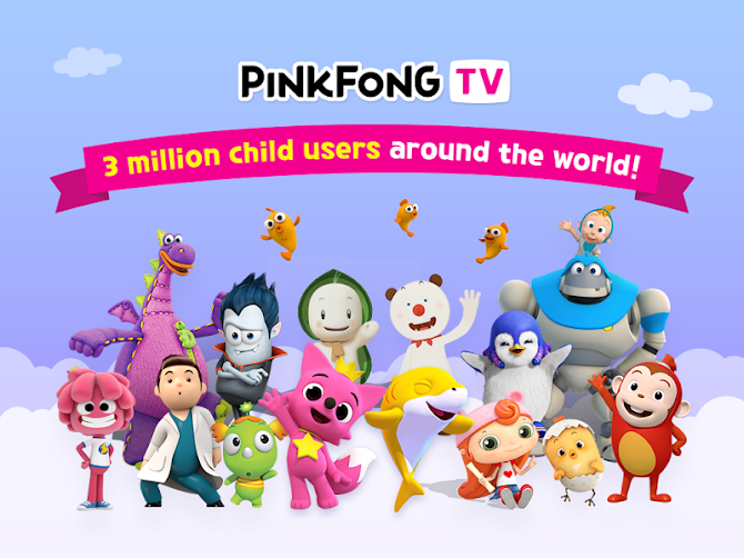 PINKFONG TV - Kids Baby Videos Android 5
