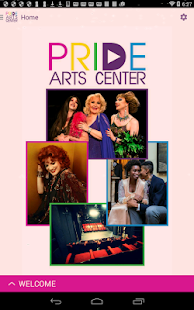 Pride Arts Center- screenshot thumbnail