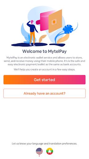 MytelPay 1.2.9 screenshots 1