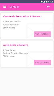 Auto-Ecole Paradis Formation - náhled