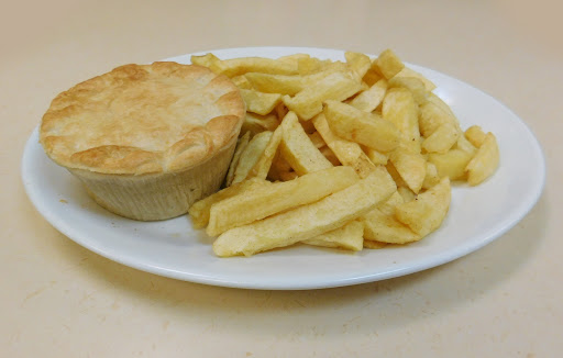 Steak Kidney Pie