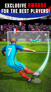 Shoot 2 Goal - World Multiplayer Soccer Cup 2018 Screenshot