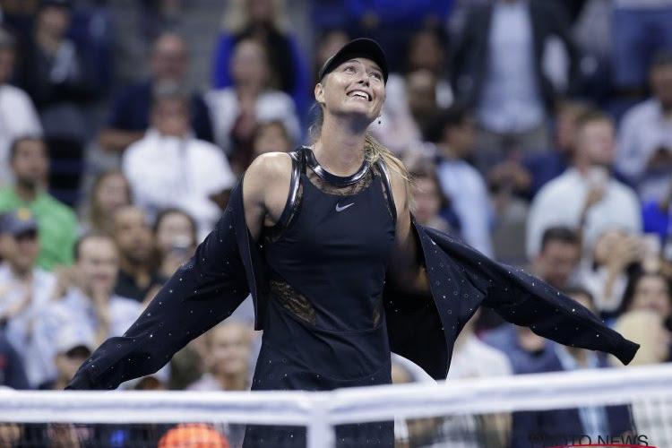 Sharapova zet het nieuwe jaar in met plek in kwartfinale