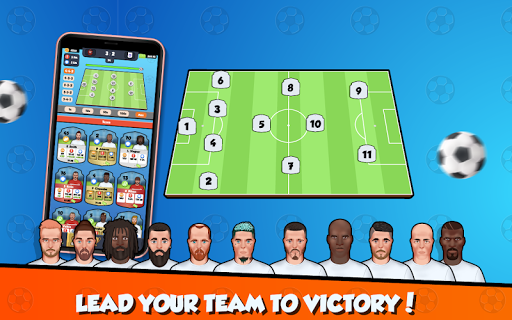 Idle Soccer Tycoon - Free Soccer Clicker Games  screenshots 10