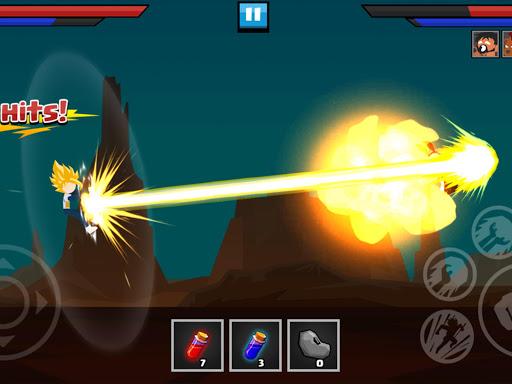 Stickman Battle : Super Dragon Shadow War 1.23 screenshots 10