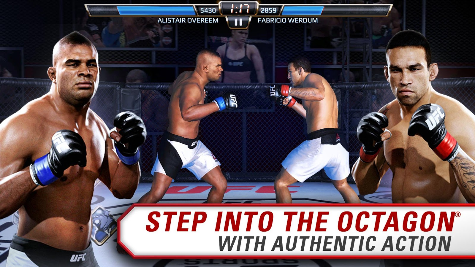 EA SPORTS UFC®- screenshot
