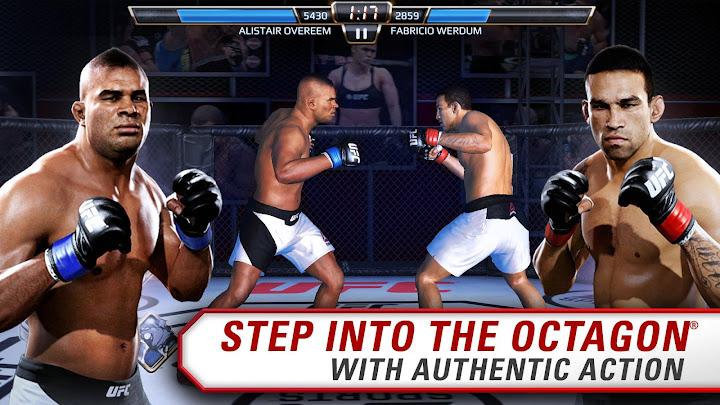 EA SPORTS UFC® Android App Screenshot