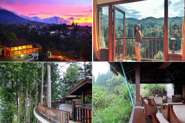 The Grandhill Bistro Cafe Bogor