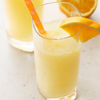 Orange Dreamsicle Drink Recipes.