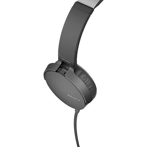 Tai nghe Sony MDR-XB550AP (Đen)-4