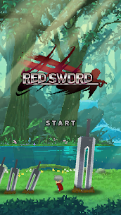 Red Sword MOD (Unlimited Currency) 3