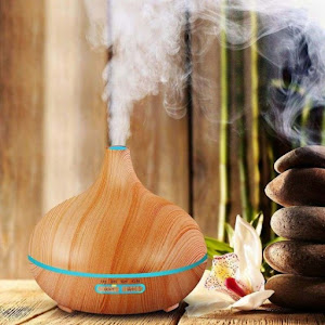 Difuzor aromaterapie cu ultrasunete Fresh Air