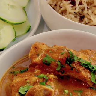 Now and Later Butter Chicken.