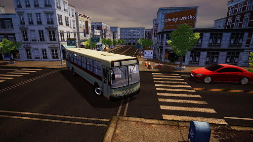 Bus Simulator 2019 : City Coach Driving Game 3 screenshots 6