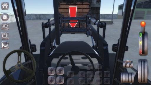 Excavator Simulator Backhoe Loader Dozer Game 1.5 screenshots 4